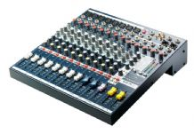 Soundcraft EFX Compact Mixer with Lexicon Effects
